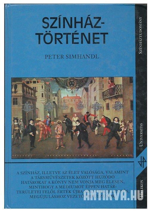 Peter Simhandl - Színháztörténet